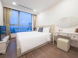 Vera Saigon Apartments - Vinhomes Central Park, hotel near Landmark 81, Ho Chi Minh City