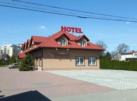 Hotel TWIERDZA – hotel w mieście Rzeszów