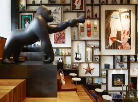 citizenM New York Bowery, hotel en Nueva York