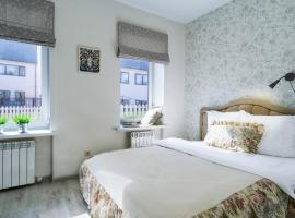 БЕСКОНТАКТНОЕ ЗАСЕЛЕНИЕ - GoldenRingApartments Super Central Location, apartment in Yaroslavl