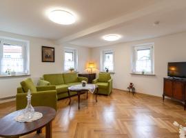 Haus Burk 5.0, Hotel in der Nähe von: Erlebnispark Schloss Thurn, Forchheim