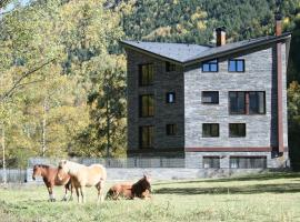 Apartaments Turístics Prat de Les Mines, hotel near La Coma, Ordino