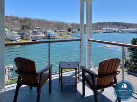 Harborage Inn on the Oceanfront, hotel in Boothbay Harbor