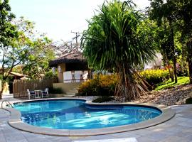 Pousada Coisa e Tao, hotel perto de Praia do Mucugê, Arraial d'Ajuda