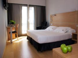 Sercotel Jauregui, hotel en Hondarribia