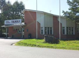 Hotelli Ravintola Tiilikka, hotel in Rautavaara