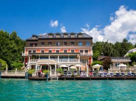 Seehotel Porcia, Hotel in der Nähe von: Sommerrodelbahn Moosburg, Pörtschach am Wörthersee