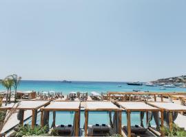 Branco Mykonos, hotel v destinaci Platis Gialos