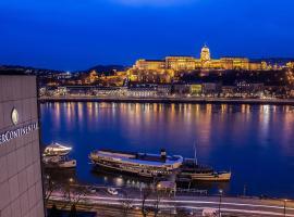 InterContinental Budapest, hotel i Budapest
