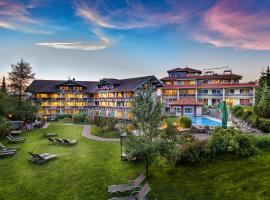 Dein Engel, hotel in Oberstaufen