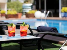 Best Western Hotel Mediterraneo, hotel a Castelldefels
