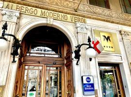 Best Western Hotel Moderno Verdi, hotel a Genova