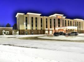 Hampton Inn & Suites Menomonie-UW Stout, hôtel à Menomonie