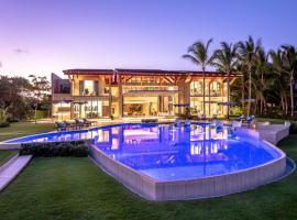 Hermosa villa con piscina privada, vista al mar, sala de cine y spa, hotel near Punta Cana International Airport - PUJ,