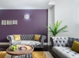Boutique Apartments in Reading by Creatick, hotel in Reading