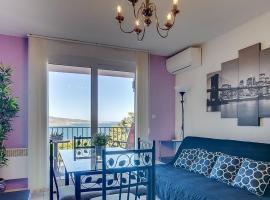 T 2 tout confort avec terrasse vue mer et montagne., hotel in Banyuls-sur-Mer