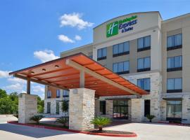 Holiday Inn Express & Suites Austin South, hotel near 6th Street, Austin