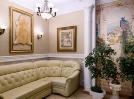Zolotoye Runo, hotel in Novosibirsk