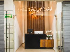 Hotel Boutique Parque Centro, hotel near Benito Juarez International Airport - MEX, Mexico City