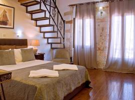 Casa Del Mar, apartment in Chania