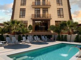 Отель София, отель в Адлере, рядом находится Гоночная трасса «Сочи Автодром»