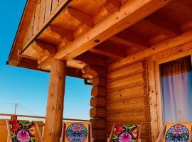 Beskid Wood Houses – hotel w pobliżu miejsca Wyciąg narciarski Kuba w mieście Jasnowice