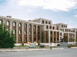Qafqaz Karvansaray Hotel, hotel em Gabala