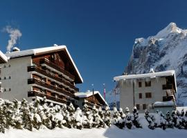 Hotel Residence, hotel in Grindelwald