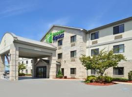 Holiday Inn Express Morgantown, an IHG Hotel, hôtel à Morgantown
