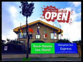 Euro House Inn Airport, hotel a Fiumicino