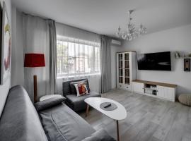 White apartment scandinavian style, апартаменты/квартира в Запорожье