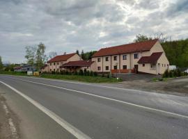 Penzion Úžín, hotel v destinaci Ústí nad Labem
