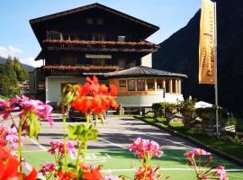 Hotel Rupertihaus, hotel in Heiligenblut