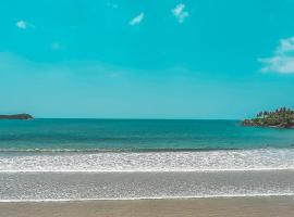 Villa Surf Beach, отель в Галле