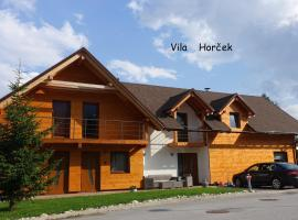 Vila Horček, apartment in Vysoké Tatry