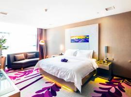Lavande Hotel Jingzhou Gong'an RT-Mart Plaza, отель в городе Jingzhou