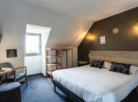 Relais Amadourien, hotel in Rocamadour