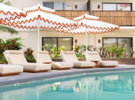 White Sands Hotel, Hotel in Honolulu