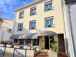 Azur Hotel, hotel near Meze Dinosaur Museum, Balaruc-les-Bains