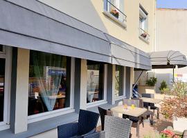 Azur Hotel, hotel near Casino Balaruc-Les-Bains, Balaruc-les-Bains