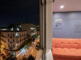 AthinA STREETAPARTMENTS, hotel near Omonia Square, Athens