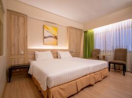 The Residence Rajtaevee Hotel, hotel near Bangkok Art & Culture Centre, Bangkok