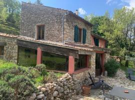 Bergerie de charme à Moustiers, villa in Moustiers-Sainte-Marie