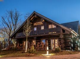 Timberjacks Kassel Motel, ξενοδοχείο σε Κάσελ