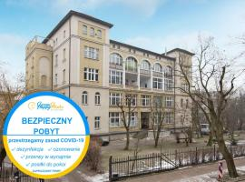 Saltic Apartment Happy Hours, pet-friendly hotel in Sopot