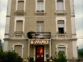 Annapolis, hôtel à Aix-les-Bains