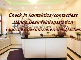 Hotel Brecherspitze, hotel near München Ost Train Station, Munich