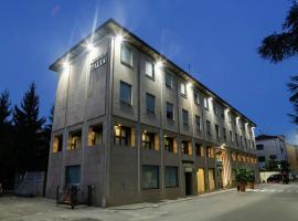 Albergo Italia, hotel in Novara