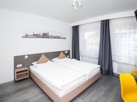 Hotel Stadtnah, Hotel in Aachen