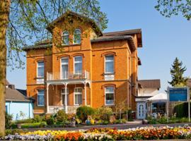Pension Villa Goldbach, hotel in Bad Wildungen